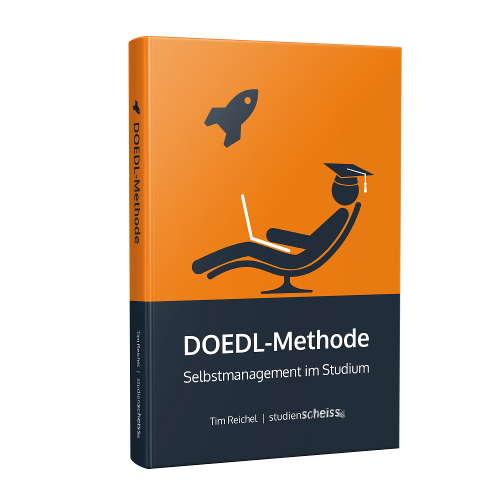 Tim Reichel: DOEDL-Methode: Selbstmanagement im Studium